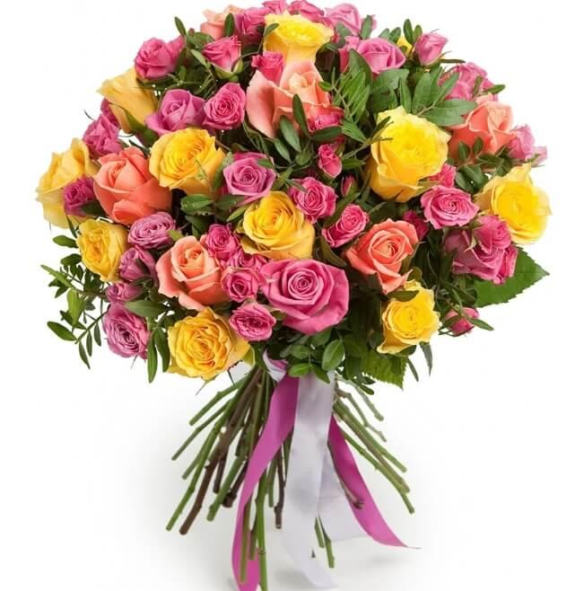 Букет из роз Торжество