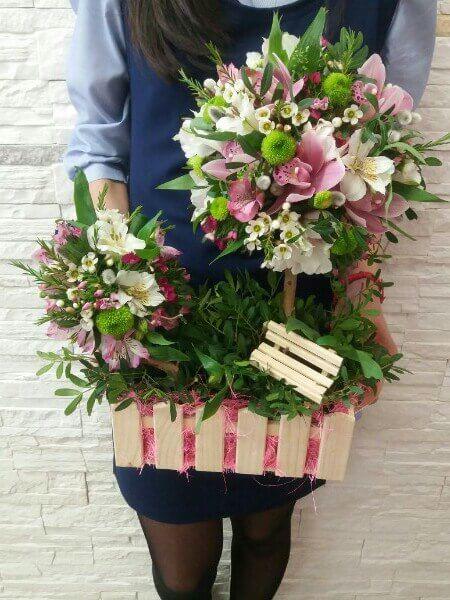 Цветочное дерево 1