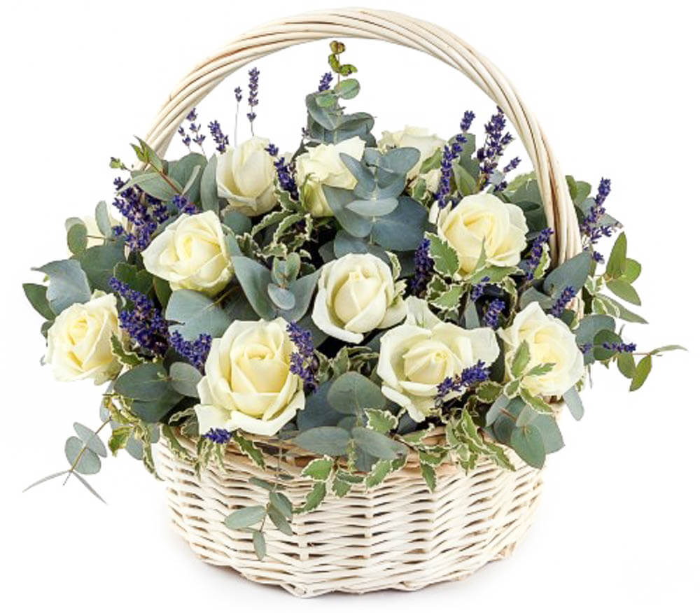 Маленьких, цветы в корзине купить дешево москва