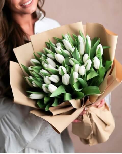 37 тюльпанов
