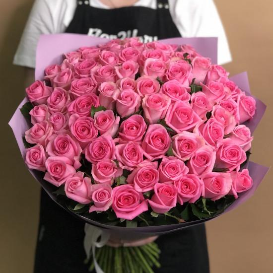 71 розовая роза
